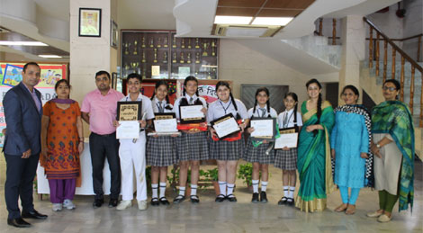 Celebrations (2018 and before) - St  Mark's Sr  Sec  Public School