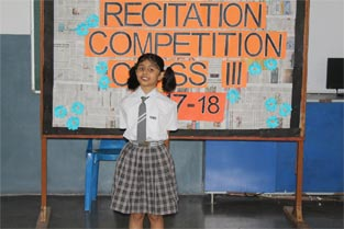 Intra School Competitions (2017 and before) - St  Mark's Sr