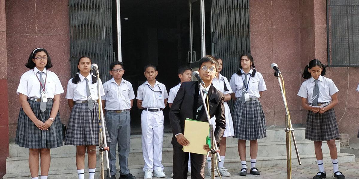 Activities s sr sec public school meera bagh delhi