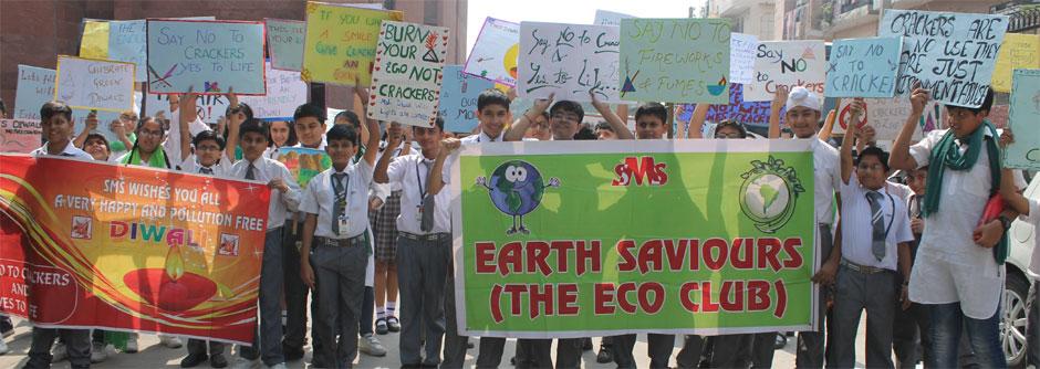 Welcome to St  Mark's Sr  Sec  Public School - Eco Club