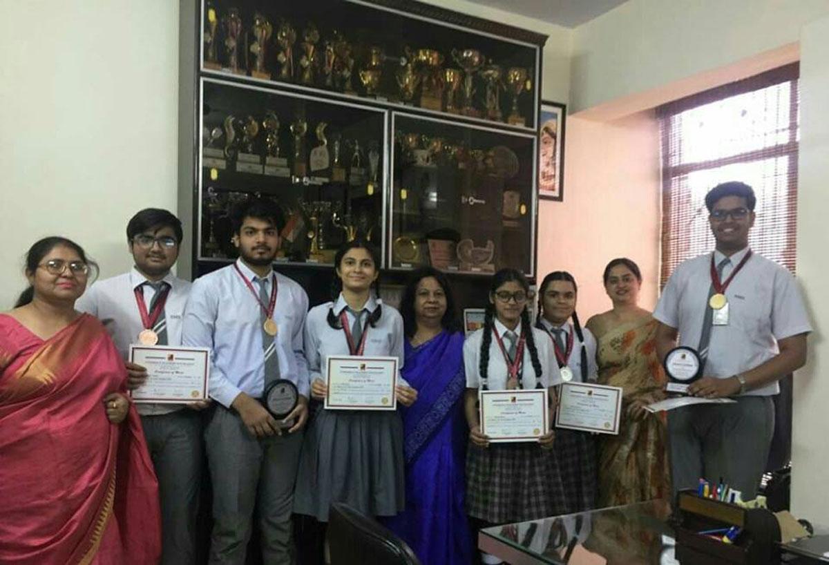 Academics : Examinations at All India and International