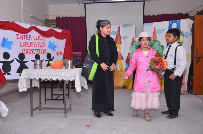 intra school competition