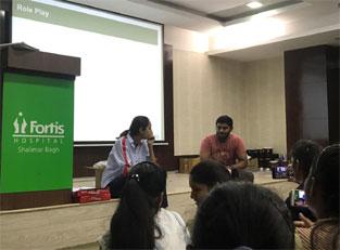Workshops and Seminars : St  Mark's Sr  Sec  Public School