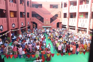 Other Activities : St  Mark's Sr  Sec  Public School, Janak